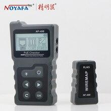 NOYAFA NF-488 PoE power test Network PoE Tester checker Over