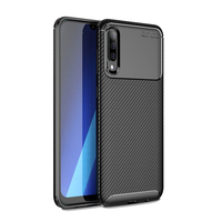 style protective For Samsung Galaxy A70S Case Business Style Silicone Shell TPU Back Phone Cover For Galaxy A70S Protective Case For Samsung A70S (2)