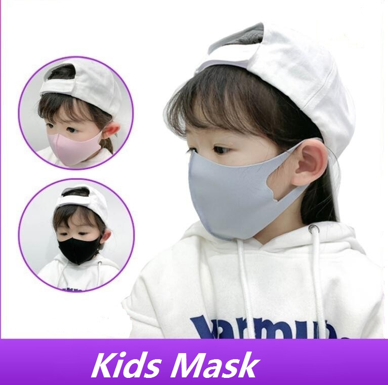 Anti Dust Face Mouth Mask Reusable Breathable Cotton Protective Children Kid Cartoon Cute PM2.5 Anti-Dust Mouth Face Mask