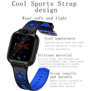 Image 2 - AISHI DS60 עמיד למים WIFI ילדים smart watch lbs מיקום sos 710 mah ארוך המתנה ספורט נייד טלפון שעון 1.44 אינץ tft מסך