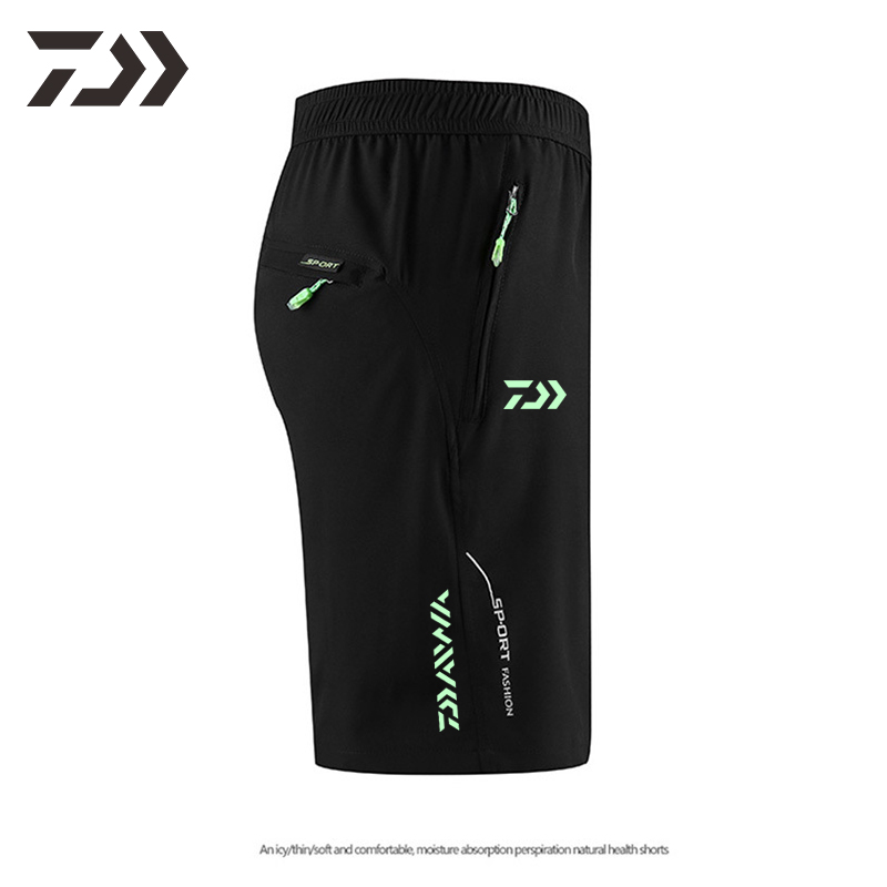 Daiwa calças dos homens para o verão