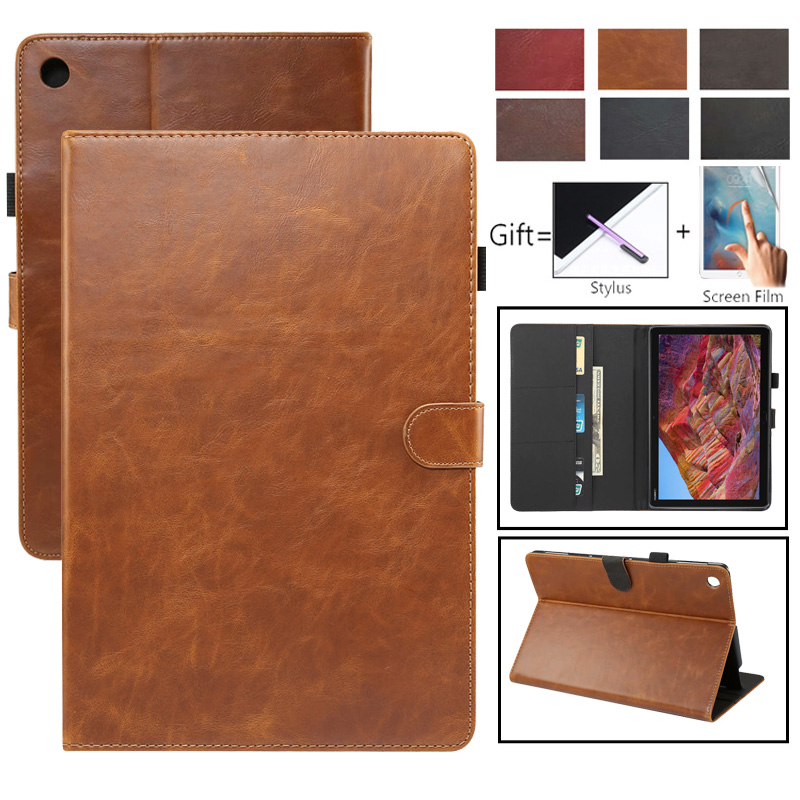 Premium Leather Case For Huawei Mediapad M5 Lite 10 10.1 BAH2-L09/W09/W19 Smart Case For Huawei Mediapad M5 Lite 10.1 Cover Capa