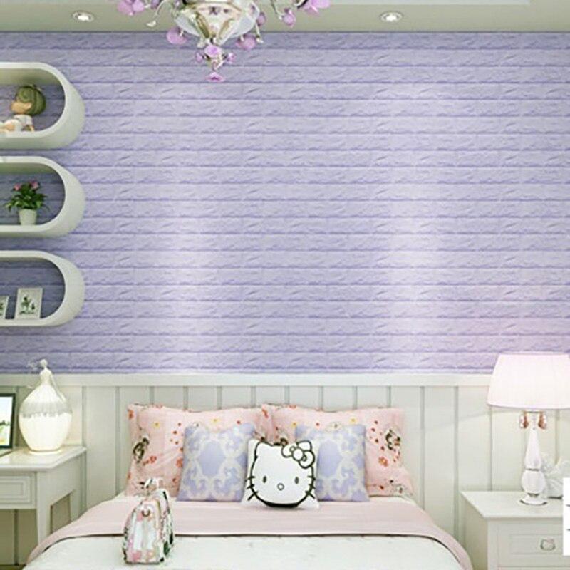 3d кирпичная стена стикер s обои Декор Пена плитка Самоклеющиеся
