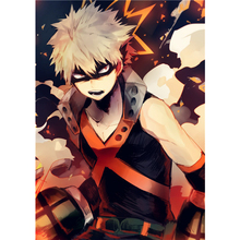 Bakugou Katsuki Poster Fan Gift 42*30CM My Hero Academia