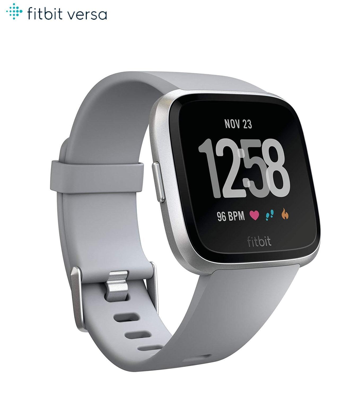 Permalink to Fitbit Sliver Versa Smart Watch Fitness Tracker Sleep Sport Music Smart Bracelet Heart Rate Blood Pressure Monitor