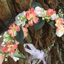 Bridesmaid Hair Flower Headbands