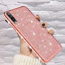 Diamond Glitter Soft Case For Xiaomi Red