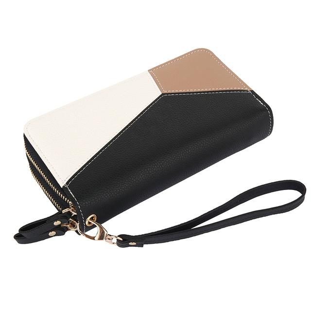 Women Wallets with Zipper