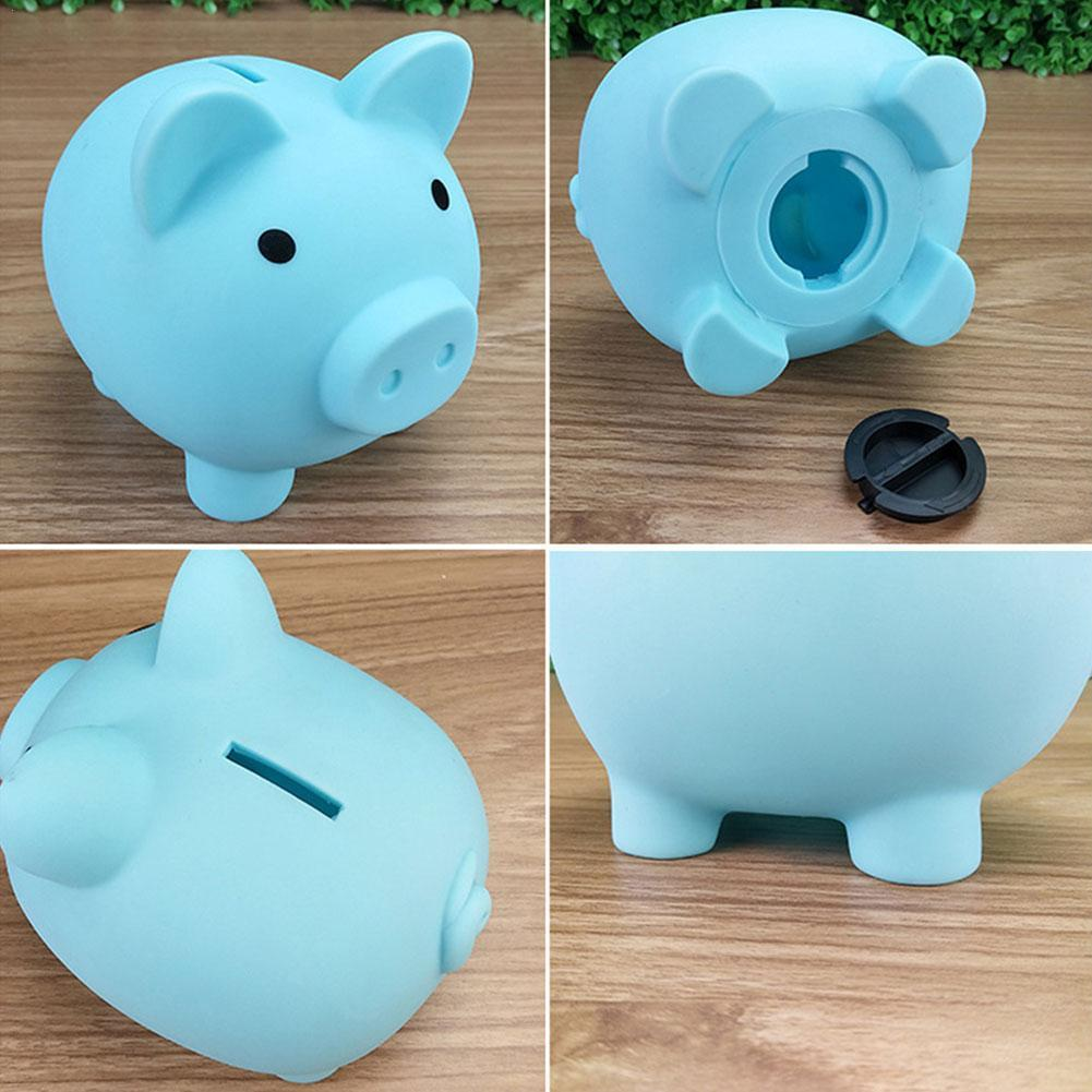 Cartoon Pig Shaped Money Boxes Home Decorations Money Birthday Kids Box Saving Creative Gifts Boxes Bank Storage Coins Pigg B5T4