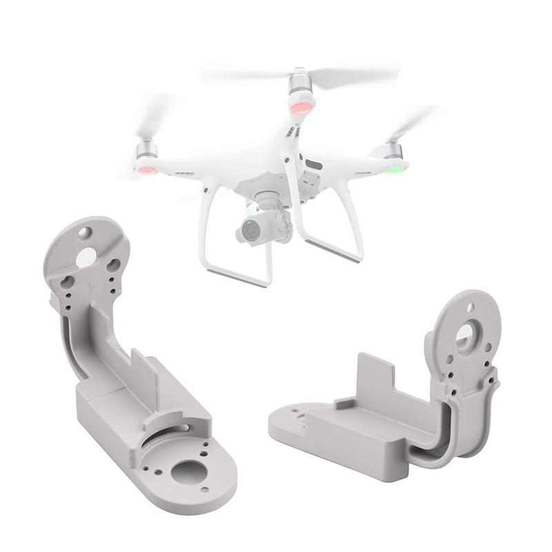 Gimbal Yaw Arm for DJI Phantom 4 Pro Advanced Camera Drone Camera Bracket Holder Replacement Aluminum Bracket Mount Repair Parts