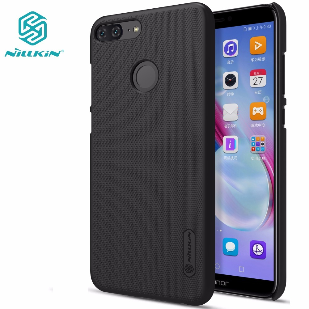 for Huawei <font><b>Honor</b></font> <font><b>9</b></font> <font><b>Lite</b></font> Case <font><b>Honor</b></font> <font><b>9</b></font> <font><b>Lite</b></font> Back Cover <font><b>NILLKIN</b></font> Super Frosted Shield Plastic Phone Cases image