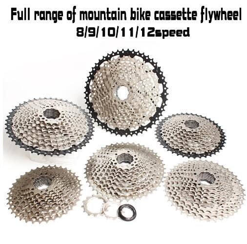 Sunshine 27 Speed 24 Speed Mountain Bike Mtb Bicycle Cassette Flywheel Sprocket Change Gear 8/9/10/11/24/27/30/speed title=