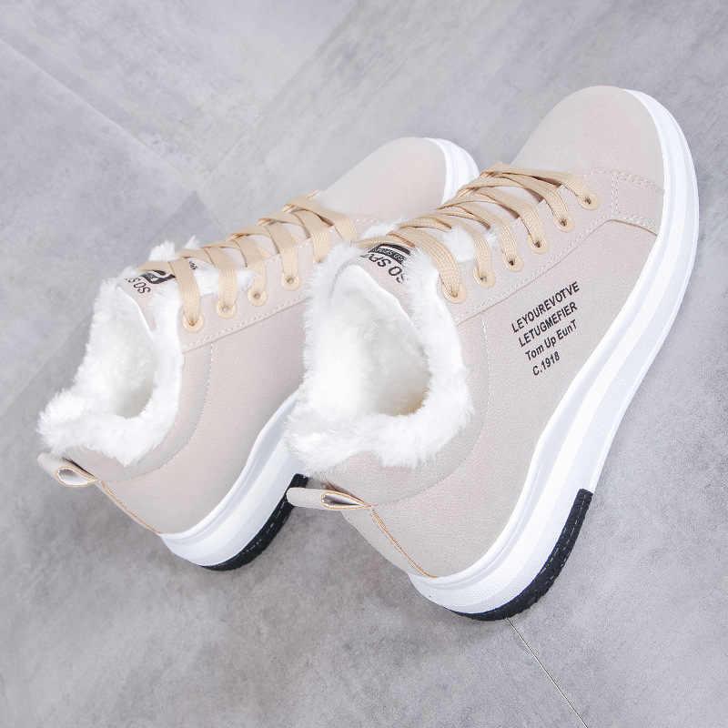 Mhysa 2020 bawełniane buty nowe damskie buty zimowe oraz