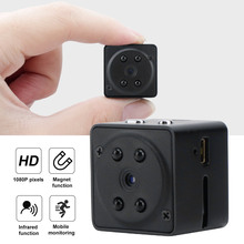 цена на A7 Camera Camcorder Round Full HD 1080P Night Vision WiFi Mini IP Camera Remote Control Suction Video-Recorder Sports DV Camera