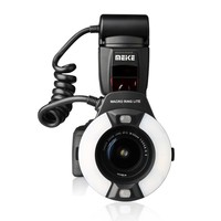 MEIKE Macro Flash Light Speedlite for Canon MK 14EXT Master Flash Macro Ring Flash TTL Speed Light Macro Photography