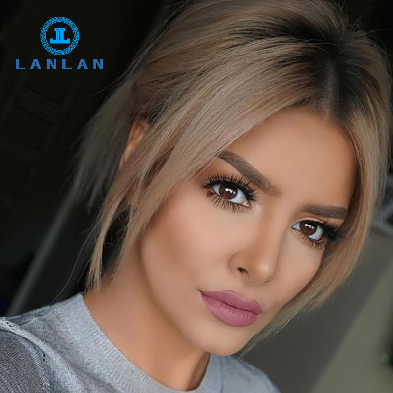 LANLAN Headwear Hair-Piece Bang-Side-Bangs Extension-Of-Hair Clip-In Natural Real Long title=