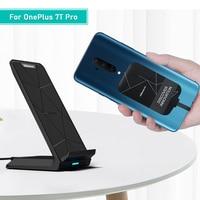 OnePlus 8 Per OnePlus 7T Pro Qi Wireless di Ricarica Caricabatterie USB Tipo di Ricevitore C di patch di sicurezza Senza Fili di Ricarica per uno Più 8 / 7/7t