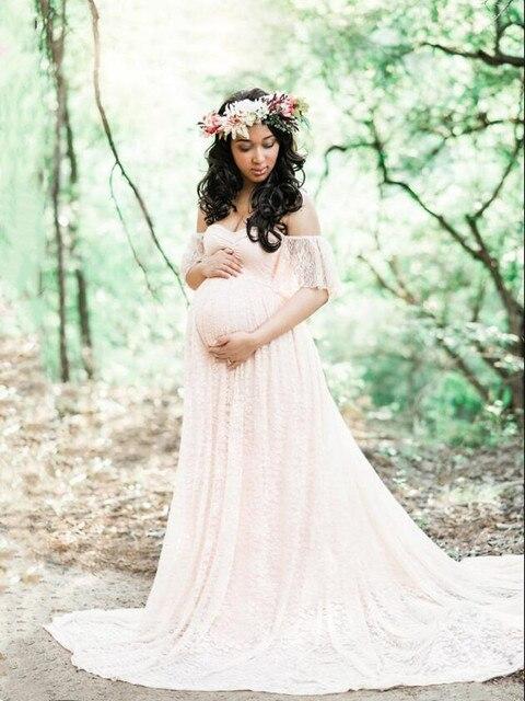 Dress Pemotretan Maternity  3