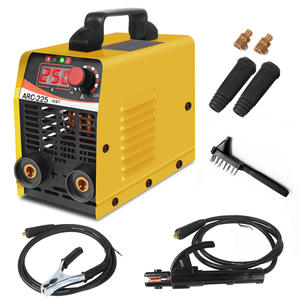 Electric Welder Welding-Machine Semiautomatic ARC-225 Mini Portable Handskit