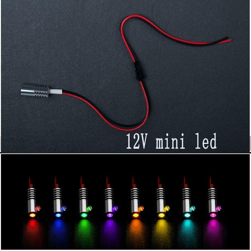 Car Led Light Source Engine For Car Interior Fiber Optic Lighting Cinema Steps Decoration 12V