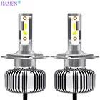 JIAMEN 2PCS H7 LED 6...