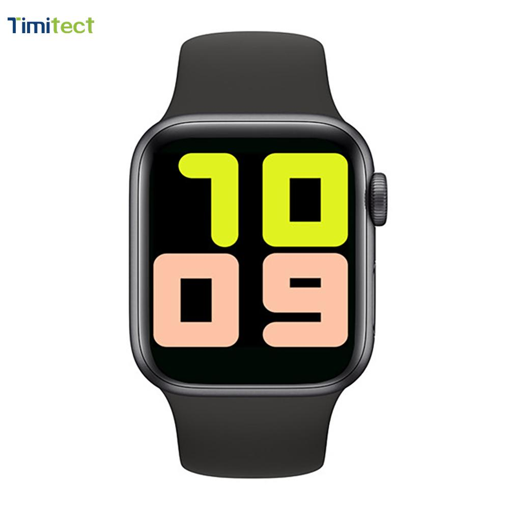 Top <font><b>Smartwatch</b></font> Series 5 IWO13 T500 Bluetooth Call <font><b>44mm</b></font> Smart Watch Heart Rate Monitor Blood Pressure VS PK <font><b>IWO</b></font> 12 <font><b>IWO</b></font> <font><b>8</b></font> image