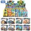 324 قطعة 100 قطعة 660 قطعة مضحك الفرنسية الإنجليزية بوكيمون بطاقات gx ميجا مشرقة أوراق للعب معركة كارتين ألعاب أطفال