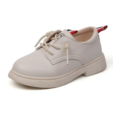 Girls Shoes Child Leather Baby Pu Children Wedding Party Sneakers 2019 Spring Autumn Kids Boys School