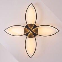 Современные светодиодные потолочные люстры для гостиной спальни