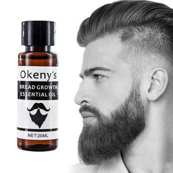 Original Beard Growth Oil Mustache Grow Stimulator Growth Moisturizing Beard Accelerate Natural Oil Hair 100% S5G8 beard growth oil 100% natural organic beard essential oil for men beard growth hair growth essence oil moustache grow beard