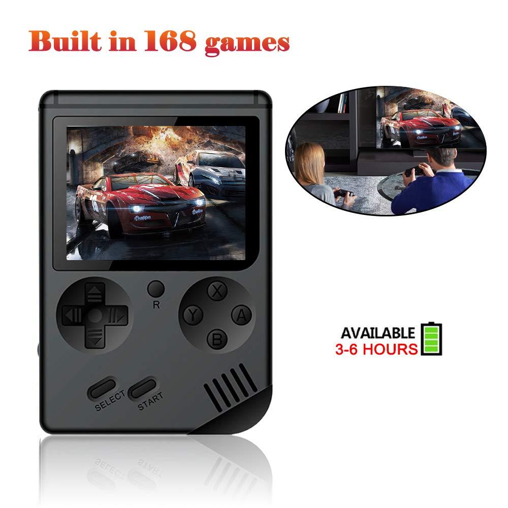 Game Boy MINI Portable Retro Handheld 8 Bit 400/168 Games GameBoy Children Nostalgic Players Video Console for Child Nostalgic