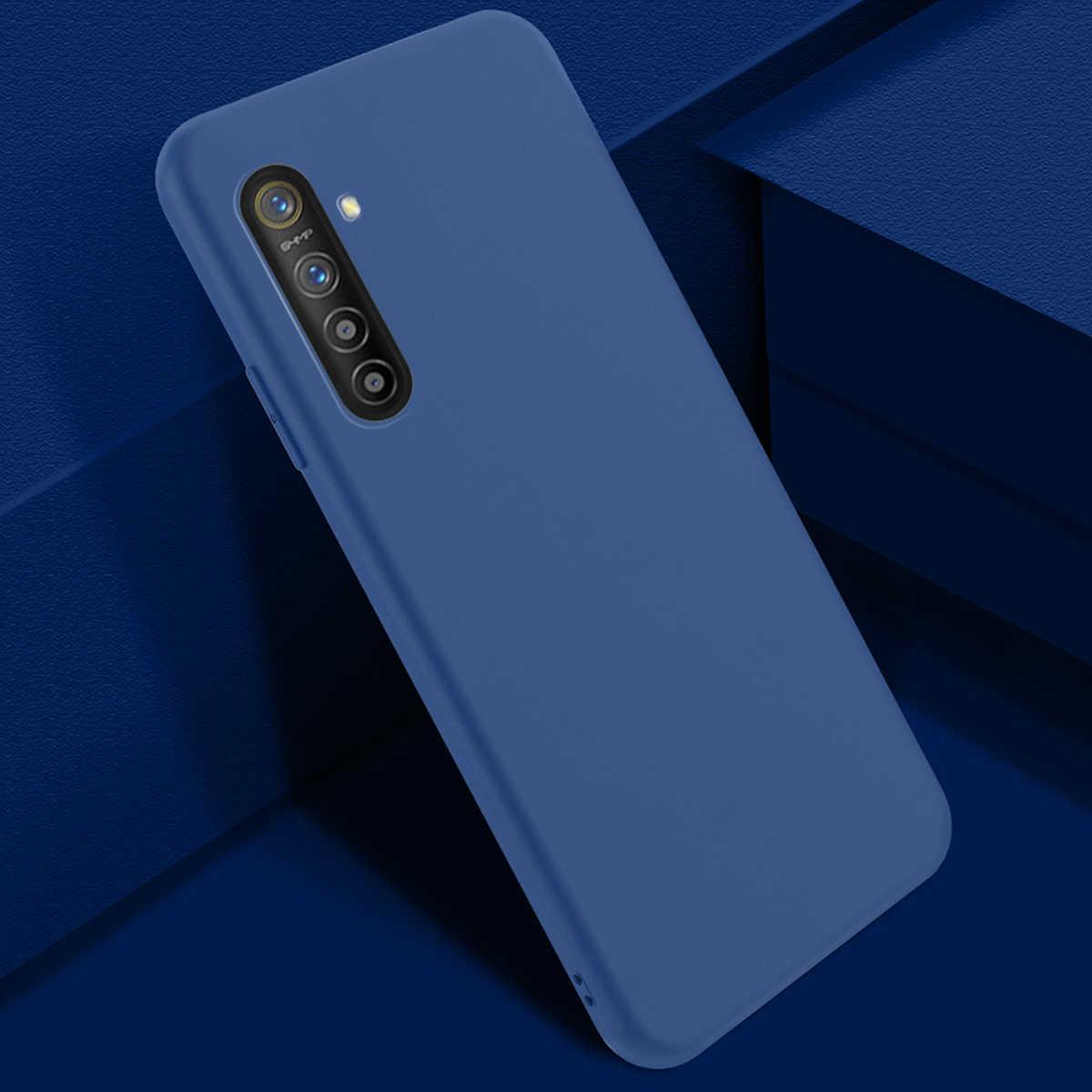 עבור Oppo Realme X2 XT 5 6 פרו 5 5i 5S C3 מקרה Oppo Reno2 Z רינו 2 Ace למצוא x2 A9 2020 רך TPU כיסוי מובנה קטיפה חומר