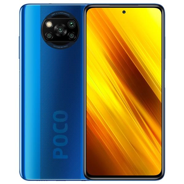 Xiaomi POCO X3 NFC Version mondiale 6GB 128GB téléphone portable Snapdragon 732G 64MP Quad caméra 6.67  9