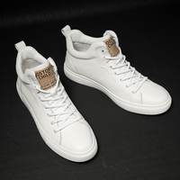 Hot Men Shoes White Sneakers Men Casual Shoes Comfort Walking Shoes Lace Up Men Sneakers Fashion Footwear Men 45 S Shoes *8063