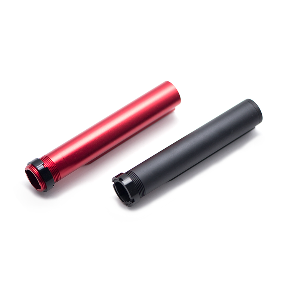 CNC 6 Position Stock Mil-Spec Buffer Tube Airsoft Air Guns For G&P JG Classic Army VFC M4 M16 AEG Rifles Paintball Accessories