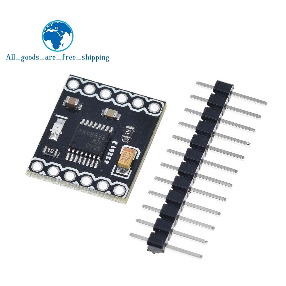 Módulo controlador de Motor CC TZT DRV8833 de 2 canales, 1,5 a, 3V-10V