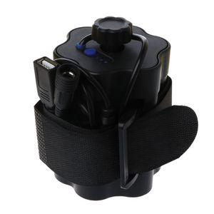 Image 2 - لتقوم بها بنفسك صندوق بنك الطاقة 6x18650 حافظة بطاريات حامل 5 فولت 12 فولت للدراجات مصباح ليد USB شاحن للهاتف الذكي 10166