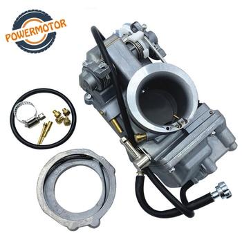 Bomba de rendimiento para Carburador de motocicleta, acelerador Mikuni 4T, Carburador HSR42 HSR45 HSR48 para Harley TM42 TM45 TM48