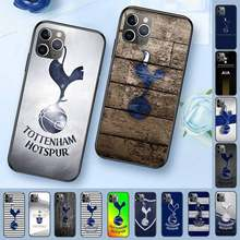 Voetbal Hotspur Coque Shell Telefoon Case voor iPhone 11 pro XS MAX 8 7 6 6S Plus X 5 5S SE XR case MaiYa(China)