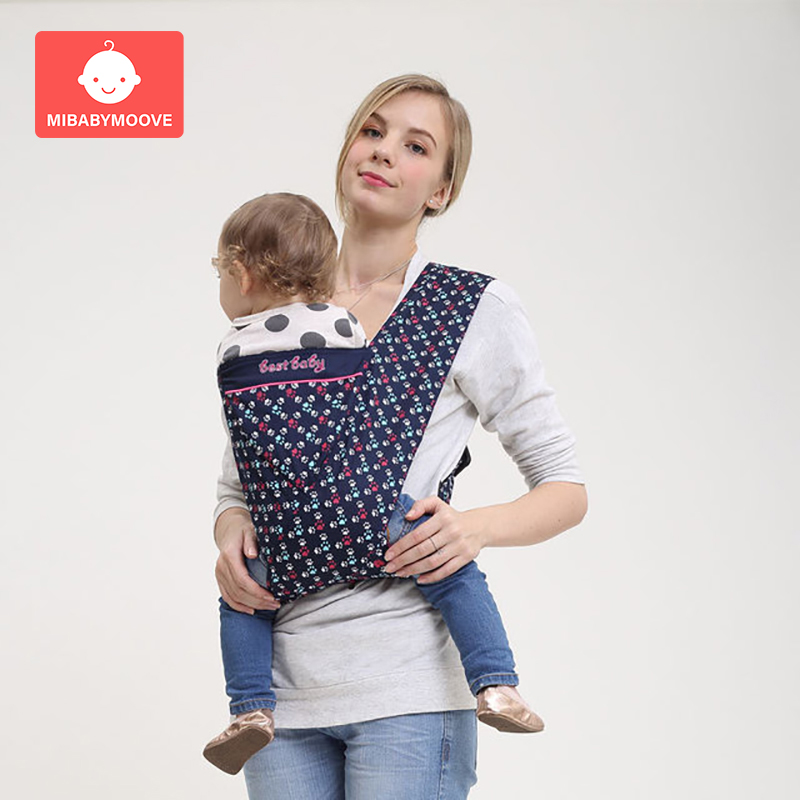 Fashion Baby Carriers Toddler Sling Kids Ergonomic Backpack Suspenders Kangaroo Pouch Wrap Front Carry Cotton Simple Baby Strap