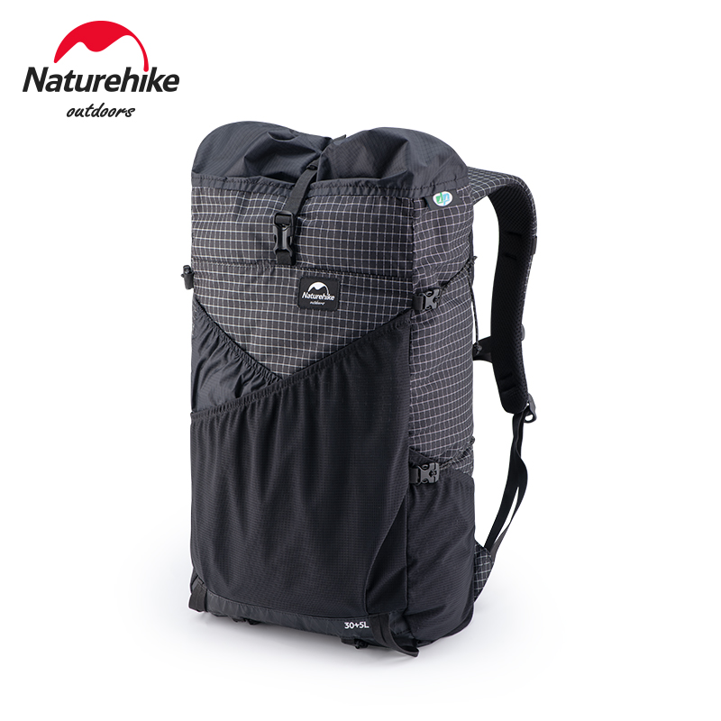 Naturehike Ultralight 30L Camping XPAC Backpack 12kg Weight Bearing Knapsack Breathable Wear Resisting Outdoor Leisure Bag|Climbing Bags| - AliExpress