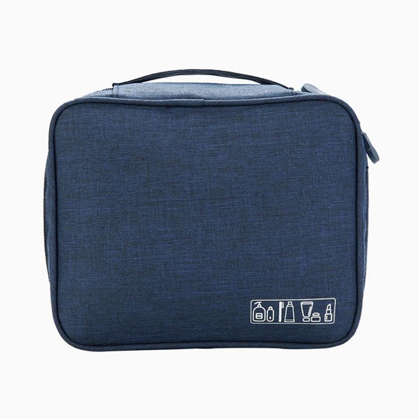 Fashion Multi-Function Travel Cosmetic Bag Female Cosmetic Bag Toiletries Storage Bag Waterproof Toiletries Storage Bag