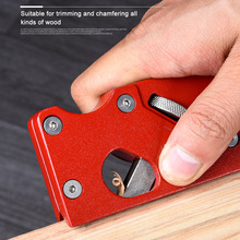 Hand-Tool Carpenter Woodworking Planer 45-Degree Bubble-Woodwork-Tools Mini Angle-Edge
