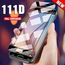 Verre de protection sur pour Samsung Galaxy A5 A7 A3 2017 2016 verre trempé pour Samsung J5 J7 J4 J3 2018 2016 Film de protection décran