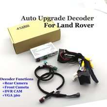 Decoder Reverse-Camera Landrover Rear-View Car for Velar Bosch/harman-Head-Unit