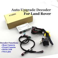 Автомобильный задний вид декодер для камеры land rover discovery/freelander/range
