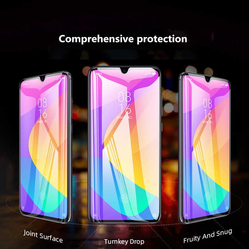 غطاء كامل الزجاج المقسى ل شاومي Redmi نوت 7 برو Redmi 7 نوت 7 نوت 7pro 9D شاشة واقية غشاء واقي سامسونج