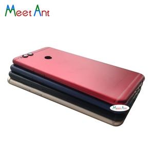 Image 5 - באיכות גבוהה עבור Huawei Honor 7X BND L22 BND L21 BND L24 BND TL10 BND AL10 חזור שיכון סוללה כיסוי דלת אחורי כיסוי