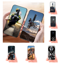 NBDRUICAI Moto Cross motorcycle sports Custom Photo Soft Phone Case for OPPO Reno2 Z R15 pro R17 R11 R15 R9S Plus R9(China)