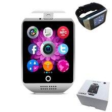 Смарт часы reloj q18 с камерой и поддержкой sim карты мужские